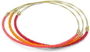 DesignSea-jewelry-beaded-bracelets-red-