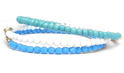 DesignSea-jewelry-beaded-bracelets-blue