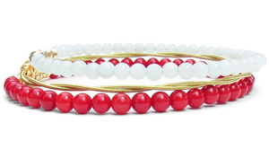 DesignSea-jewelry-beaded-bracelets-red-