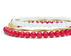 """The Hot Lifeguard"" Bracelet Set"