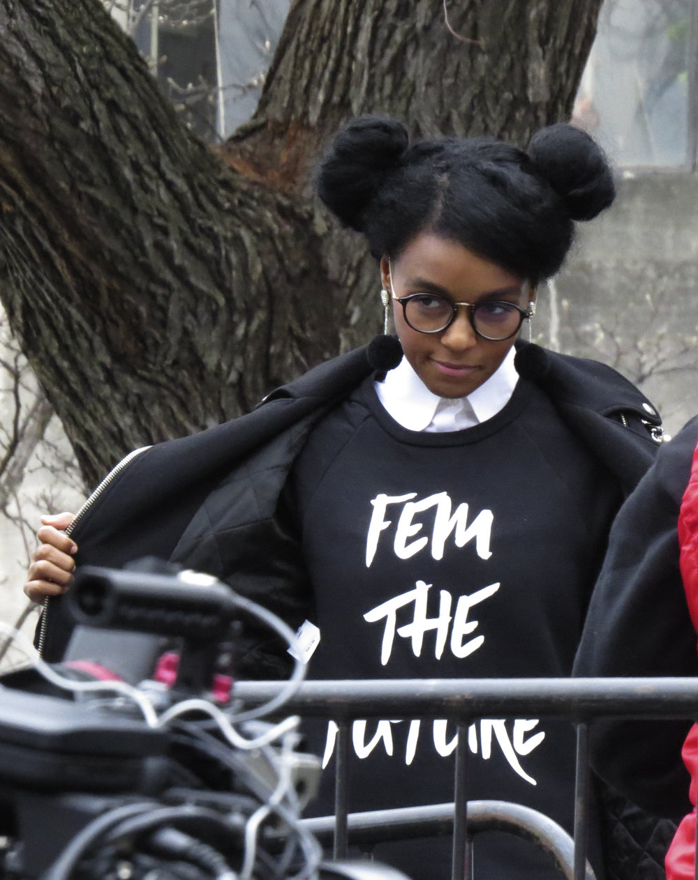 Janelle Monáe // Women's March on Washington