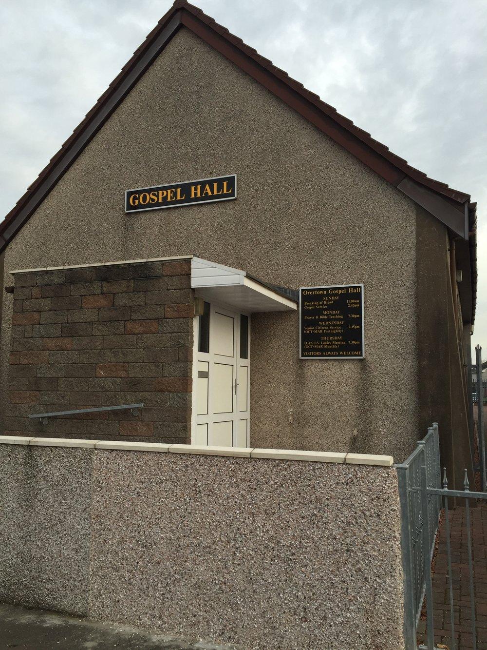 Overtown Gospel Hall