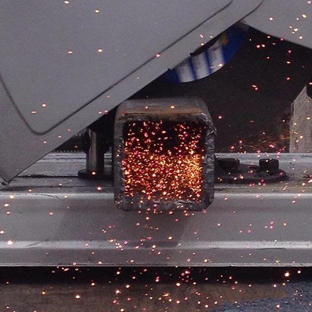 Cutting and Welding Season! #welding #metalcutting #lakewinnipesaukee #barge