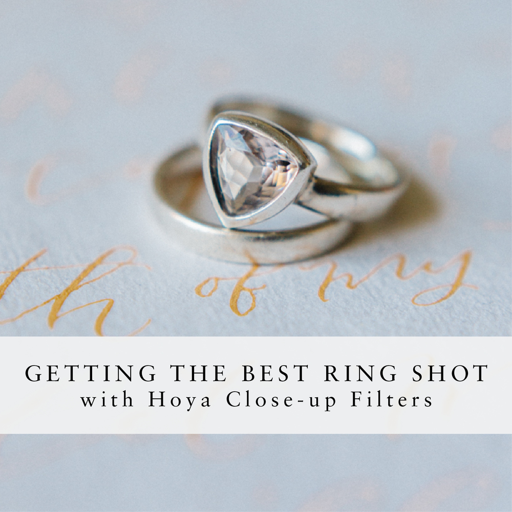 Getting The Best Ring Shot with Hoya Filters