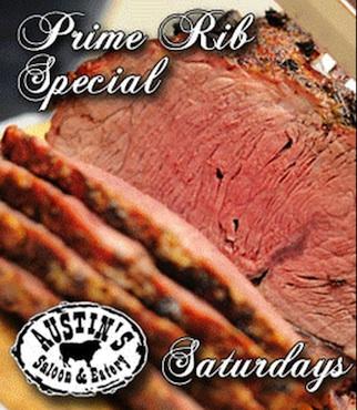 Prime Rib Special