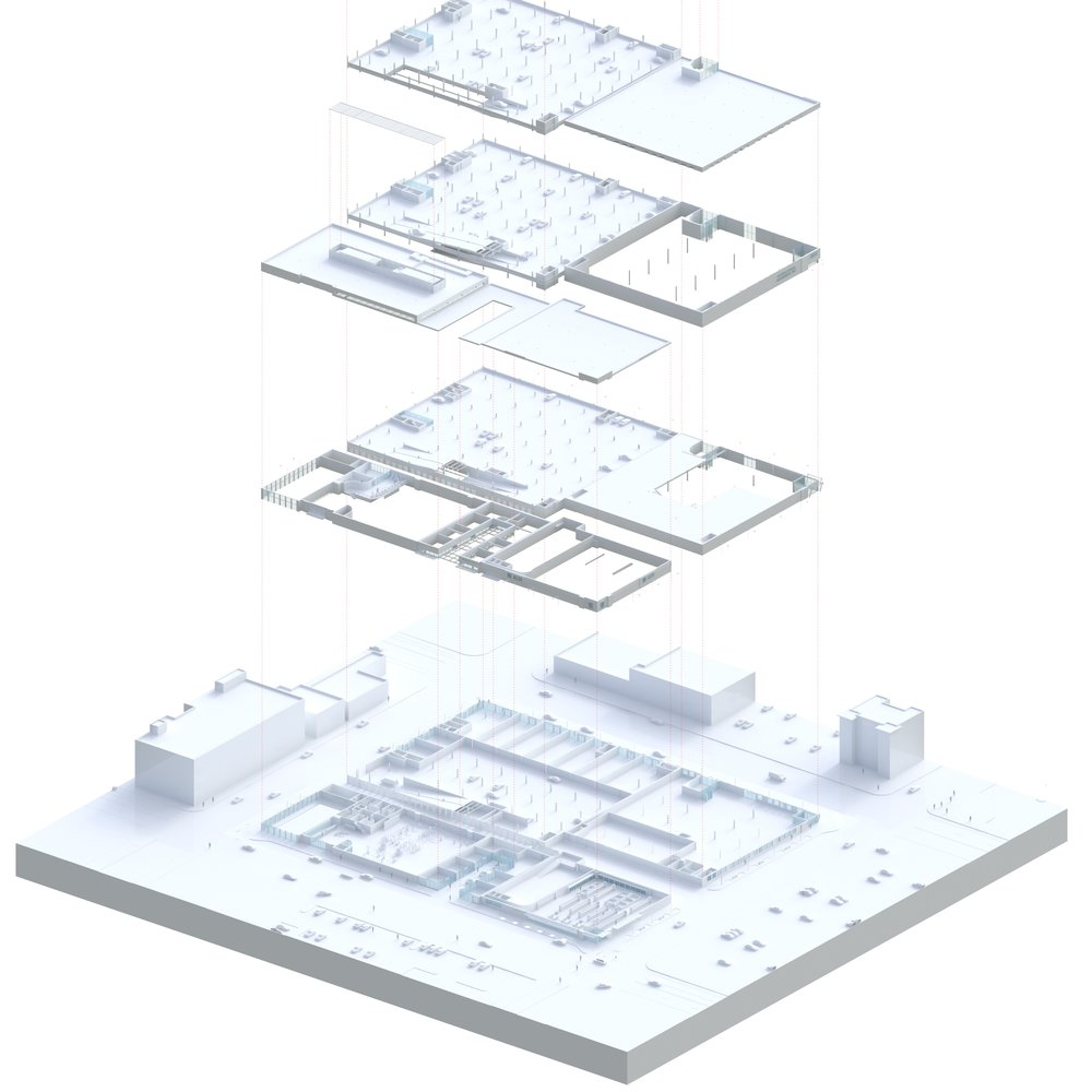 digital modeling - Today's industry and building complexity demand the use of computers. We believe in intentional building information modeling to enhance learning and prepare careers.