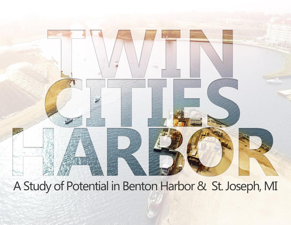 Benton Harbor & St. Joseph, Michigan