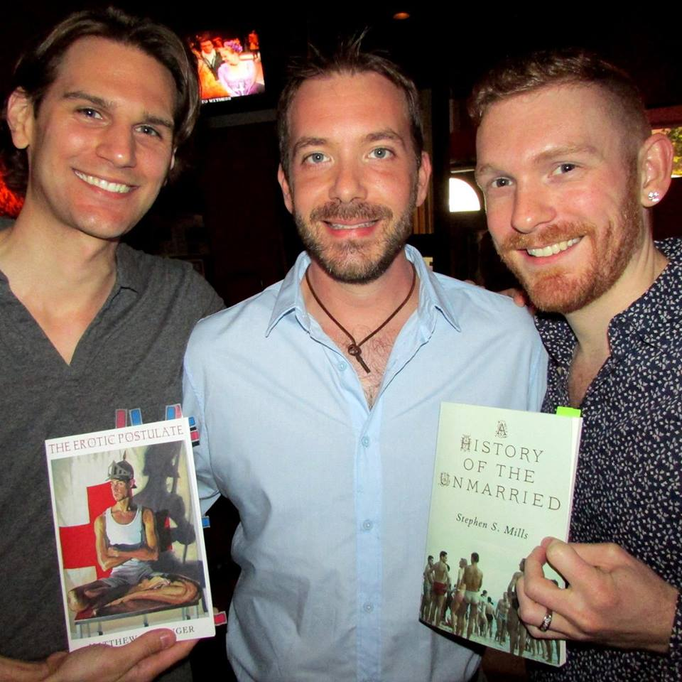 Matthew Hittinger, Bryan Borland, and Stephen S. Mills