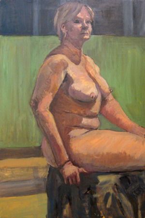 2009 22x36 Oil on Canvas