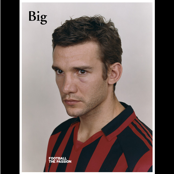 Big Football Issue - Art direction & Design by Kevin Wolahan Debut Studio - The World Cup photographed by Toby McFarlan Pond