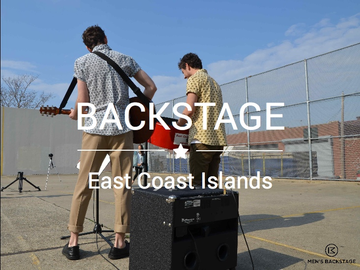 Watch More East Coast Islands at Backstage