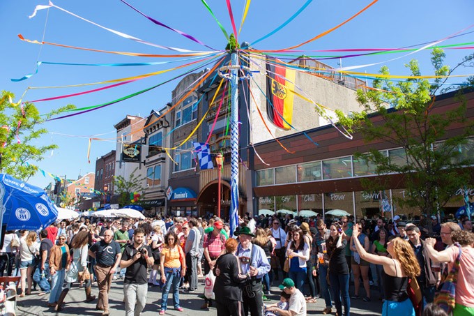 Philadelphia - May 6th - Thank you for coming to our booth at the South Street Spring Festival. We are pleased to see many returned customers and new faces See you again next year!