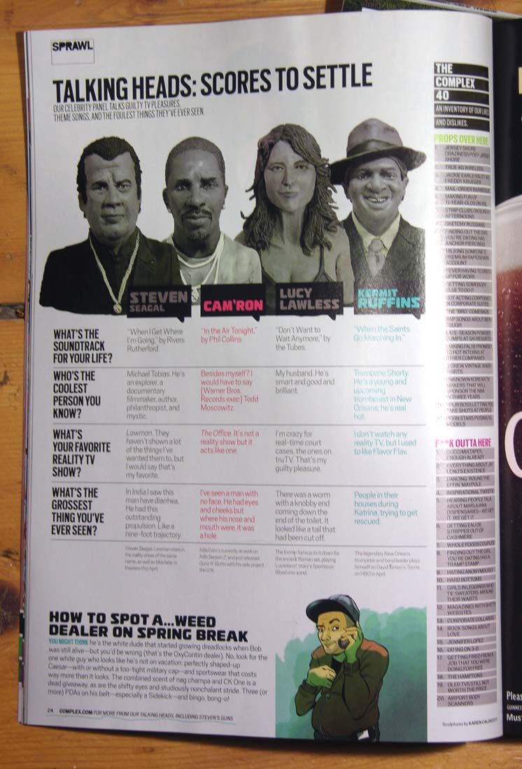 A motley crew as seen in Complex Mag.
