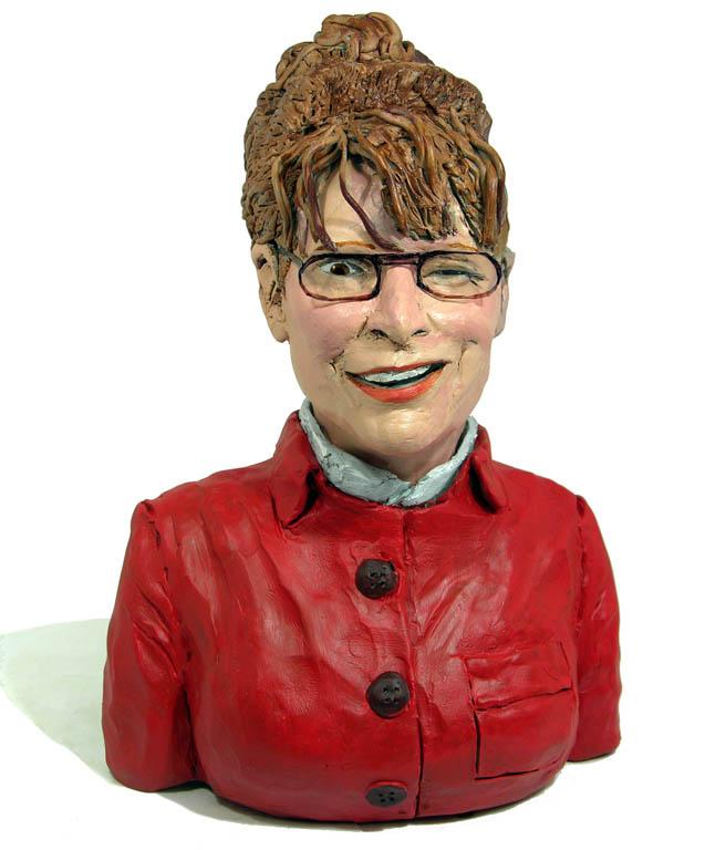 A Winking Sarah Palin