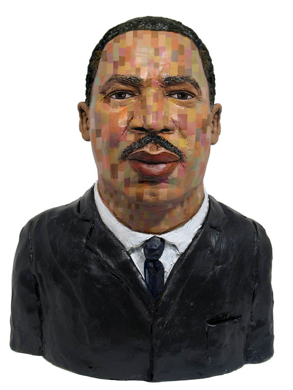 Martin Luther King for USA Rise Up
