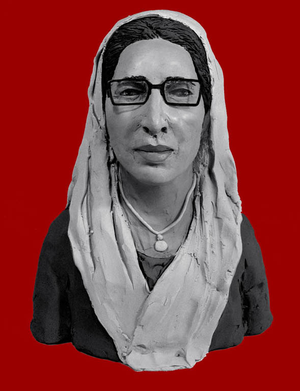 Benazir Bhutto (assassinated 2007)