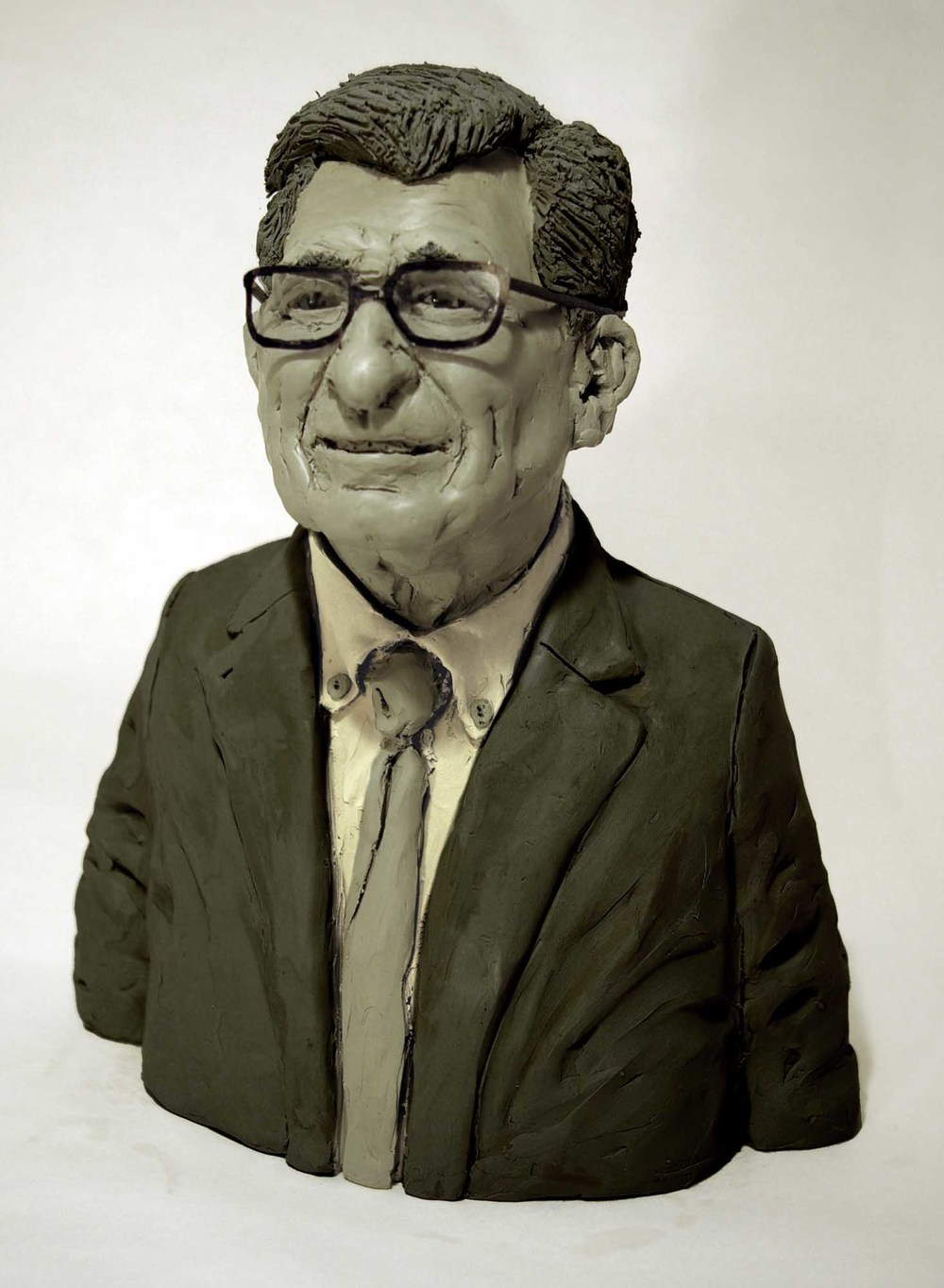 Joe Paterno for The New Yorker