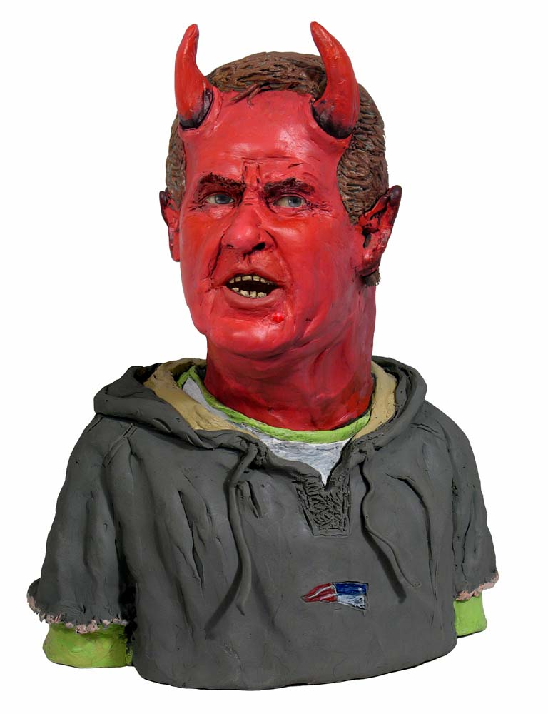 Bill Belichick for G.Q magazine