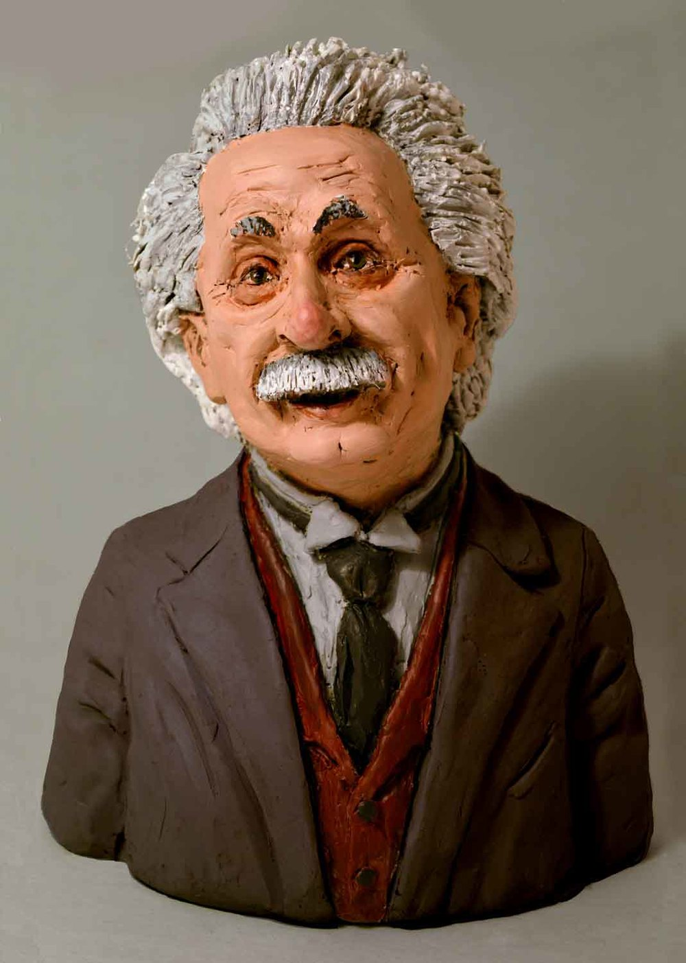 Albert Einstein for a Museum show (Israel) to be announced