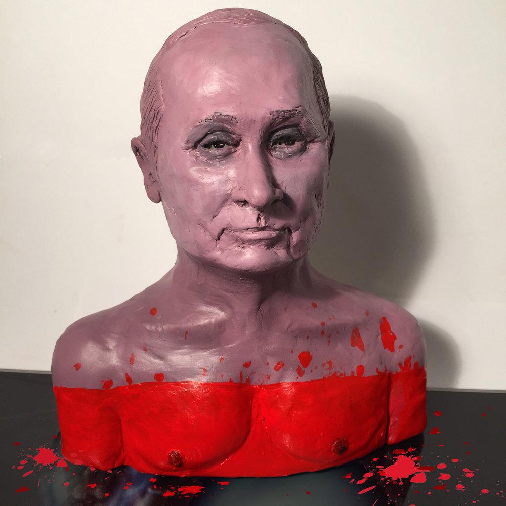 Putin~ work in progress