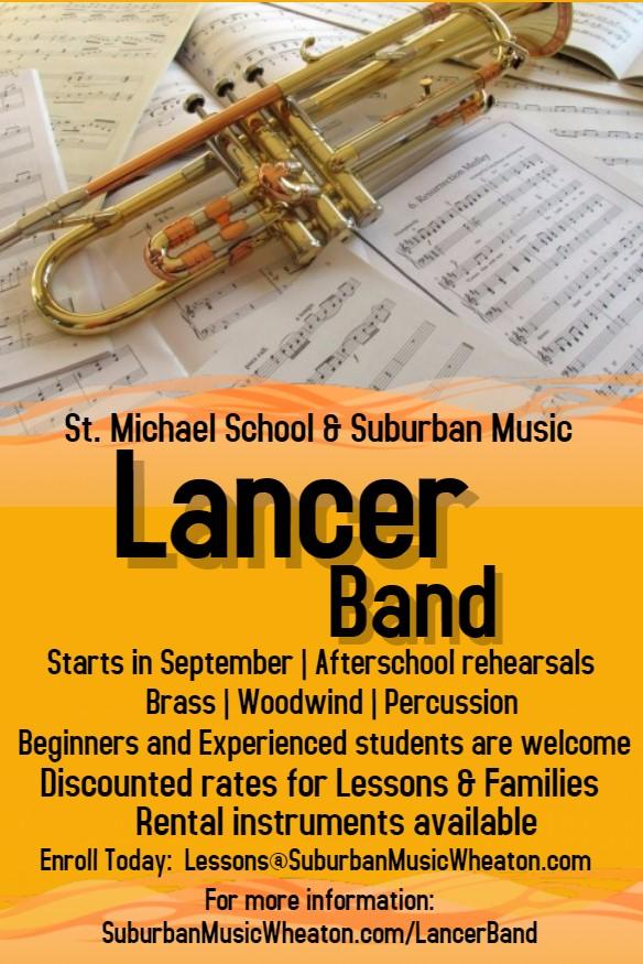 Lancer Band Poster