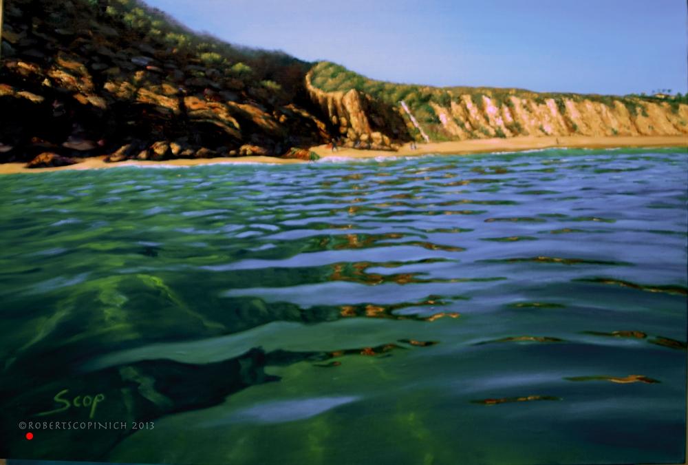 Dume Cove
