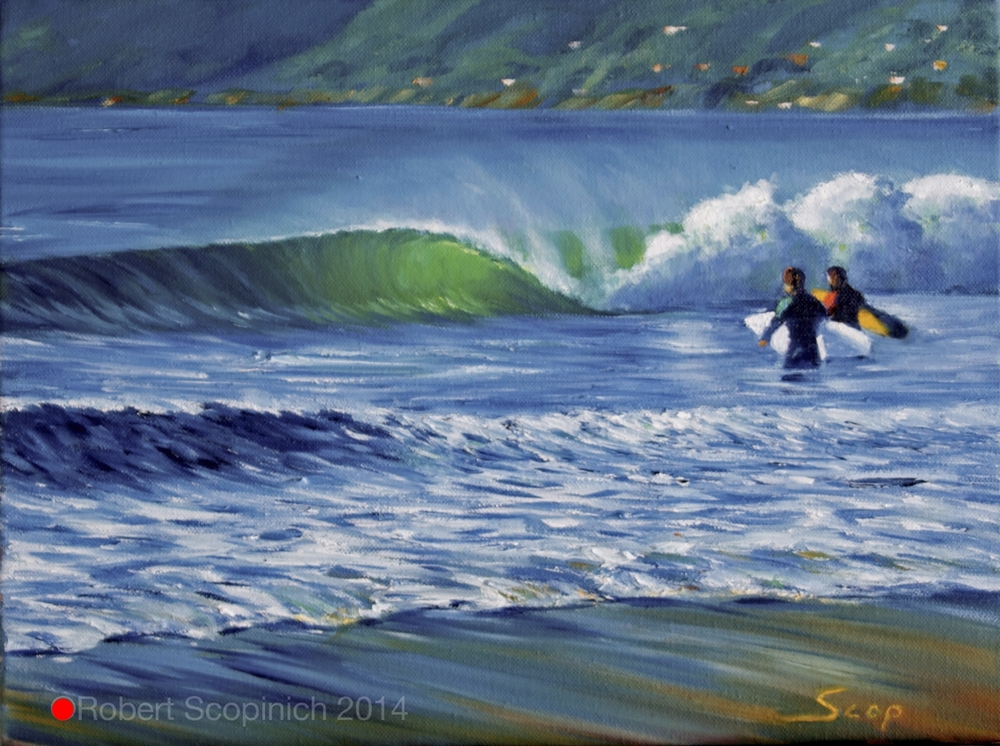 Westward Surfers