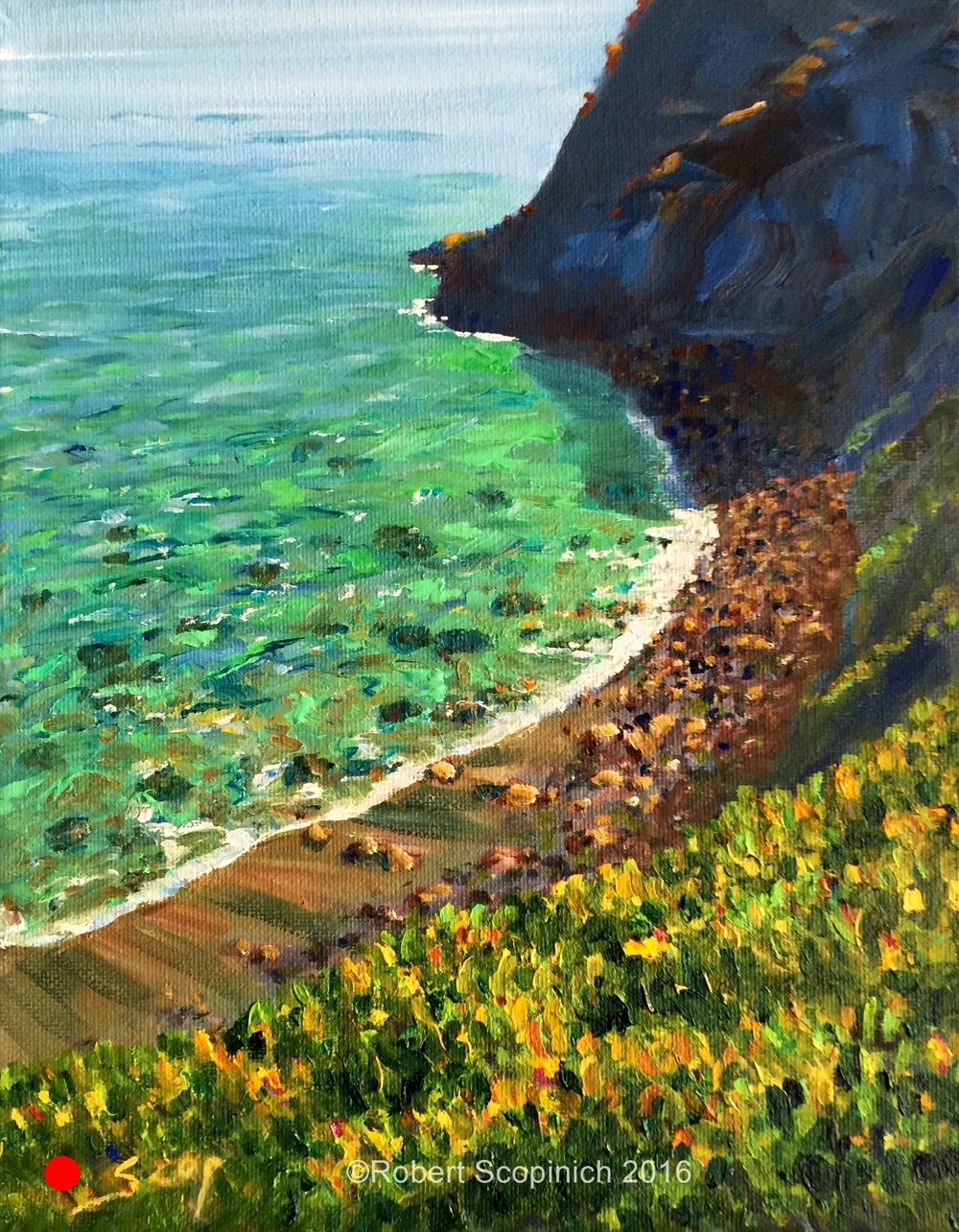 Big Dume Overlook 2