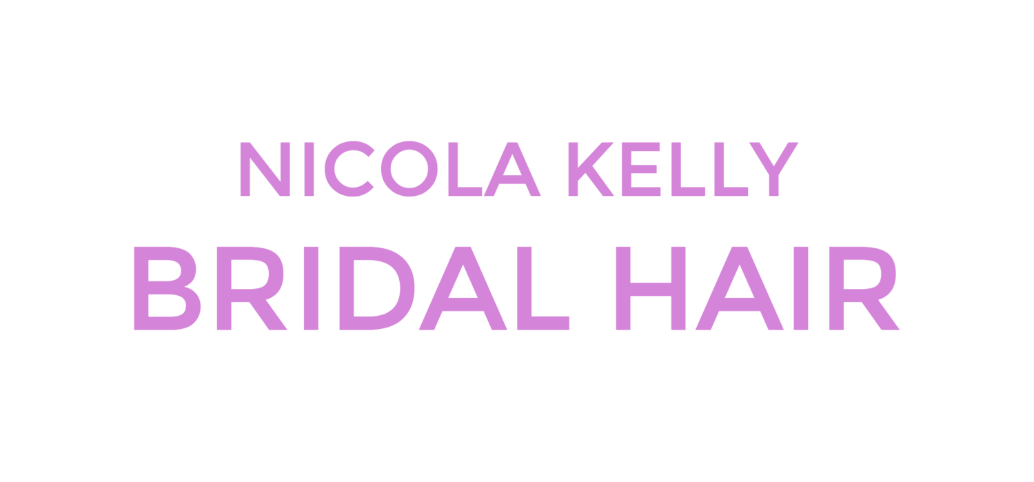NICOLA KELLY BRIDAL HAIR