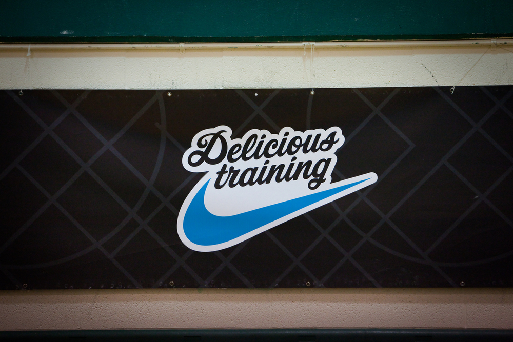 Nike Delicious Training