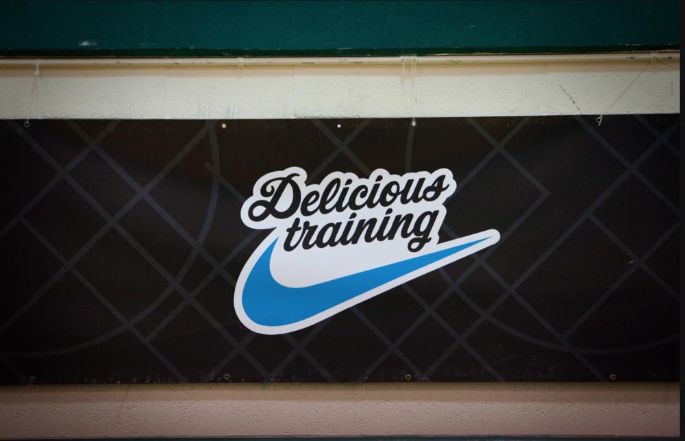Nike Delicious Training