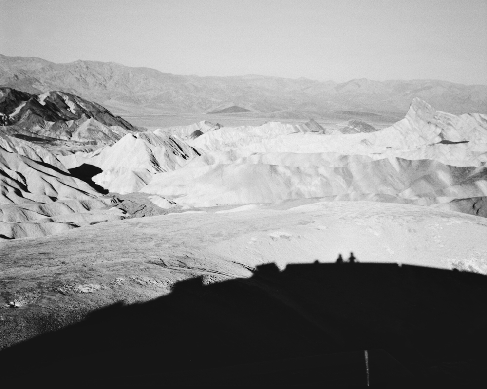 Zabriskie Point, Death Valley National Park, 2013