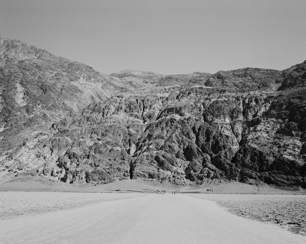 Badwater Basin Visitor Area, Death Valley National Park, 2013