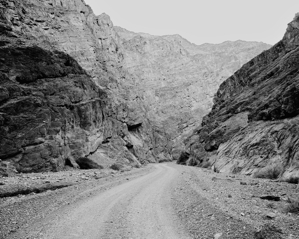 Titus Canyon Road, Death Valley National Park, 2013
