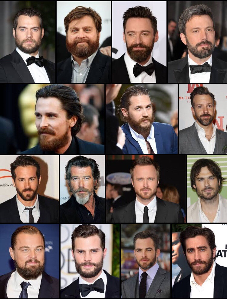 "Here's what a quick Google image search for ""celebrity beards"" turned up, and we think they're all fantastic! Even Galifianakis looks amazing with a beard!"