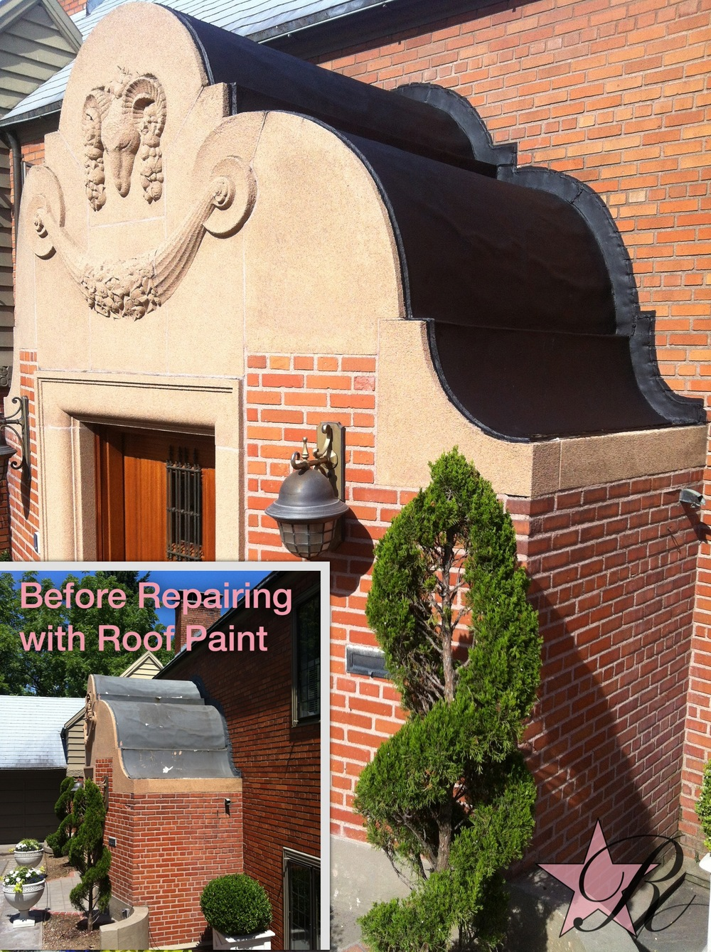 Sherwin Williams manufactures paint for many different applications, including roofs.