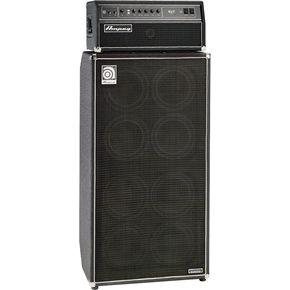 Ampeg SVT-CL Classic Bass Head & 8X10 Cabinet.