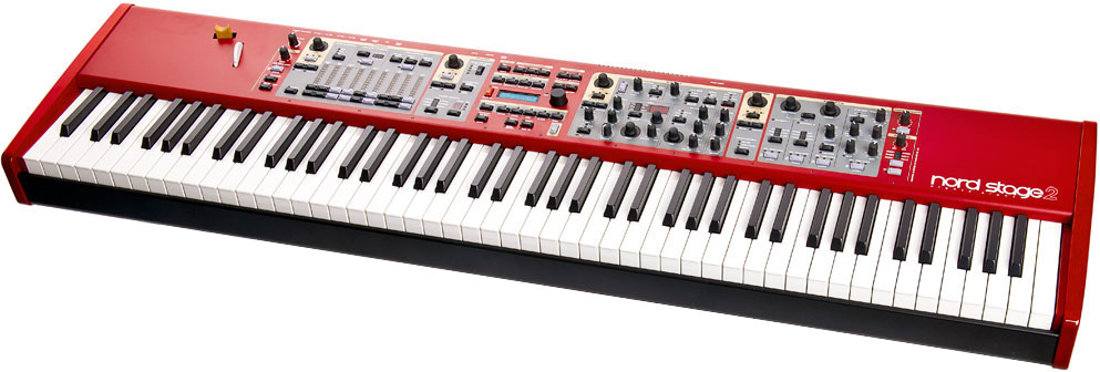 Nord Stage 2 EX88 Weighted Keyboard