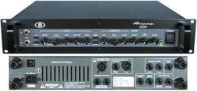 Ampeg BR5 Bass Amplifier (500W @ 2 Ohms)