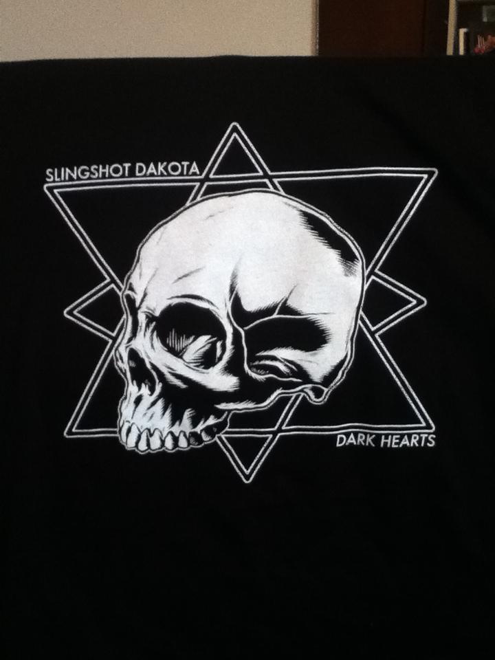 Slingshot Dakota's badass teeshirts