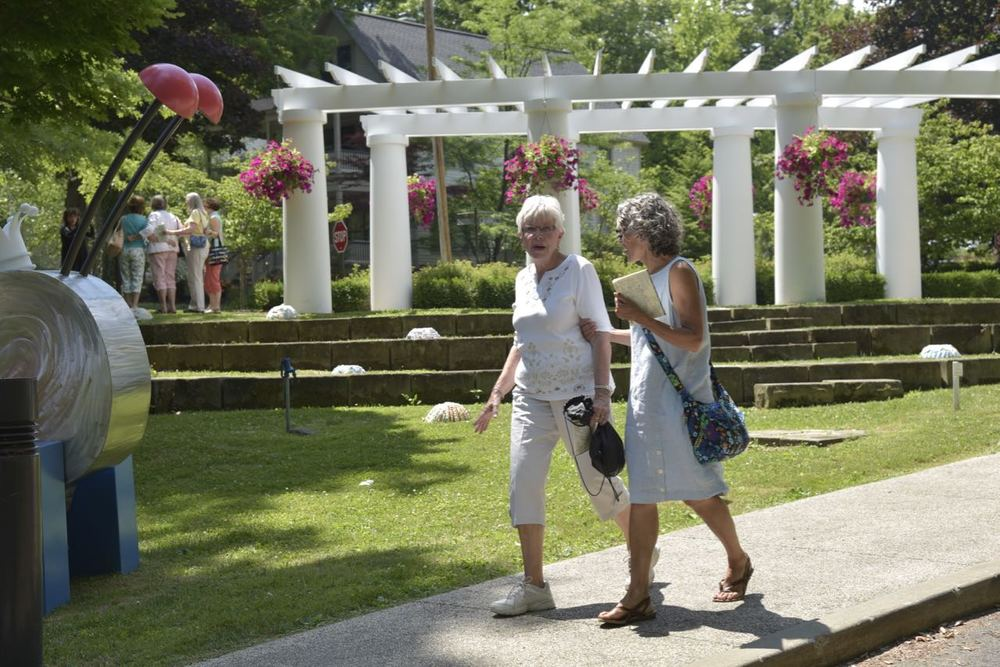 Spend the day at Chautauqua Institution touring 12 homes and more!
