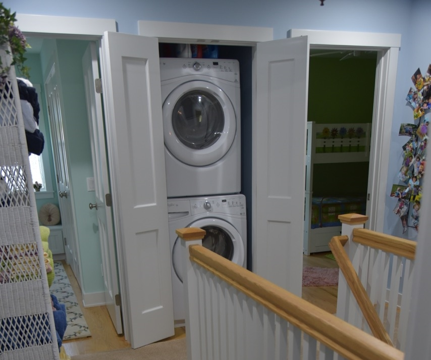 3 pair of washer and dryers!