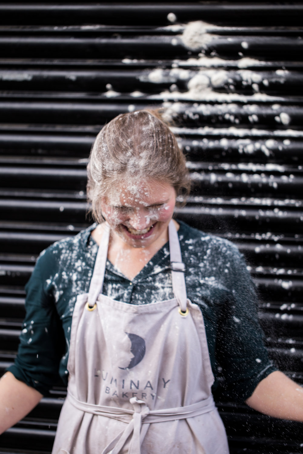 Henrietta - Henrietta Inman is a pastry chef, author, cookery teacher, gardener and edible flower grower, celebrating baking with natural, seasonal and local ingredients...