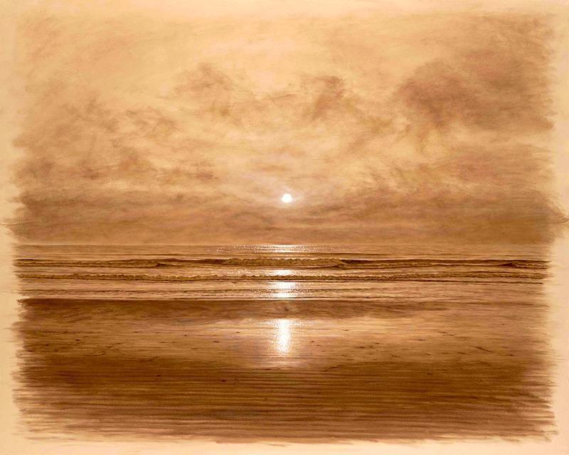 Amber Seas