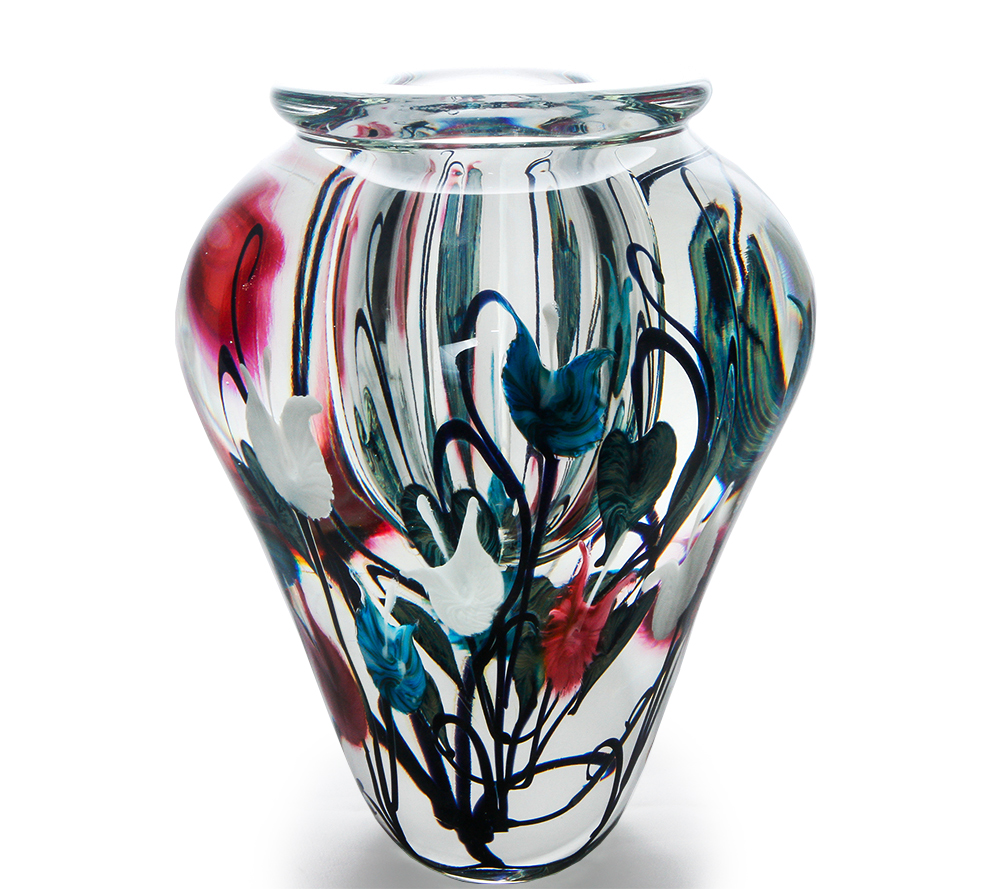 Lotton Multicolor Bleeding Heart Vase 1 - 11x9 shadow.jpg