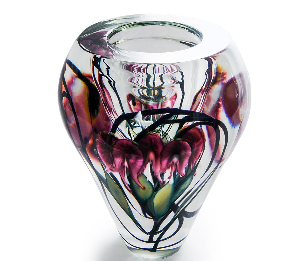Lotton Purple Bleeding Heart Vase 1 - 10.5x7.5 shadow.jpg