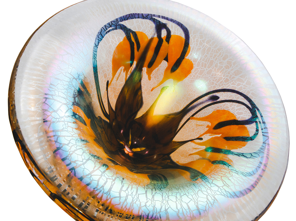 Lotton Sunset Vase w Mango Bleeding Hearts 2 - 8.25x12 shadow.jpg