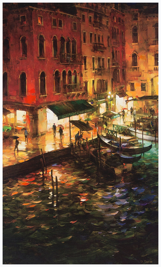 Night Quay