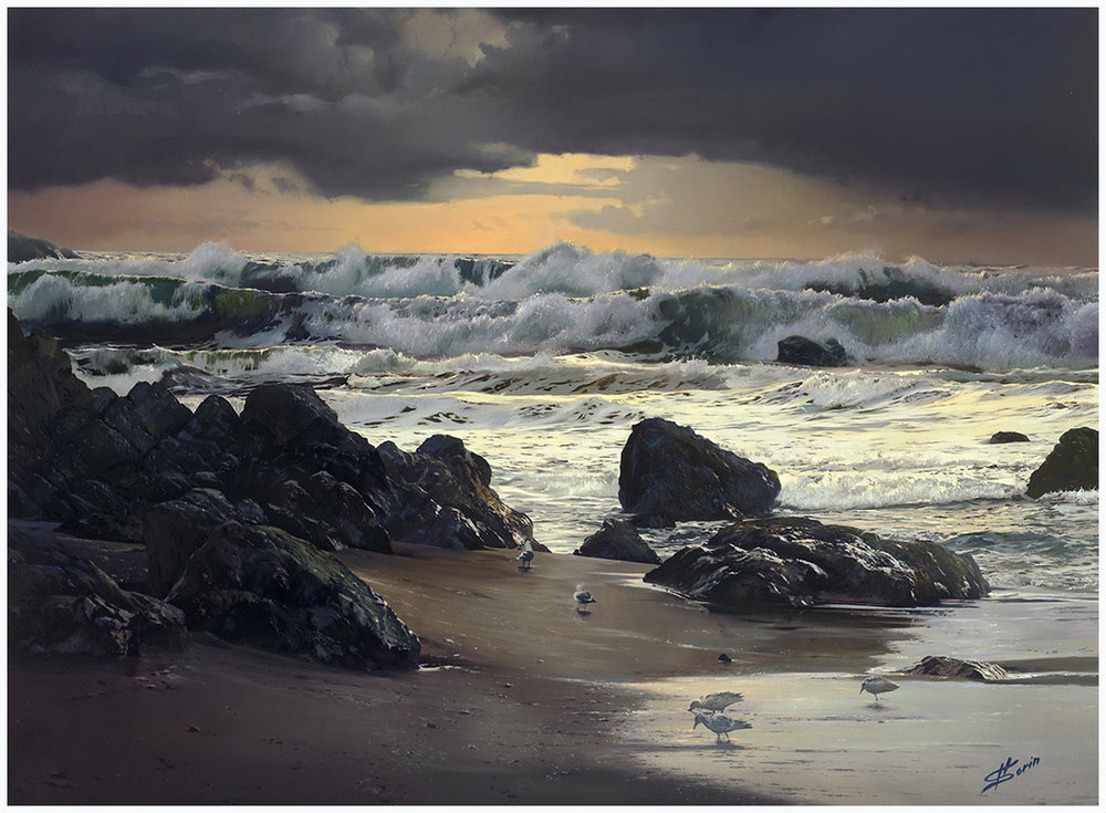 Stormy Tide