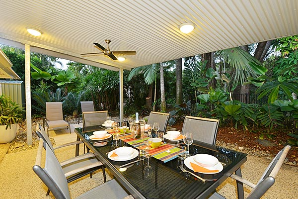 Dining in the tropics